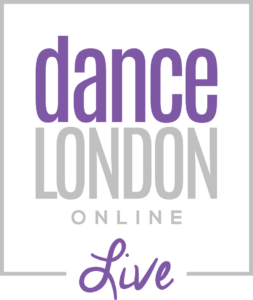 Dance London Online Live Logo
